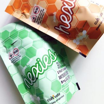 front page hexies pouches